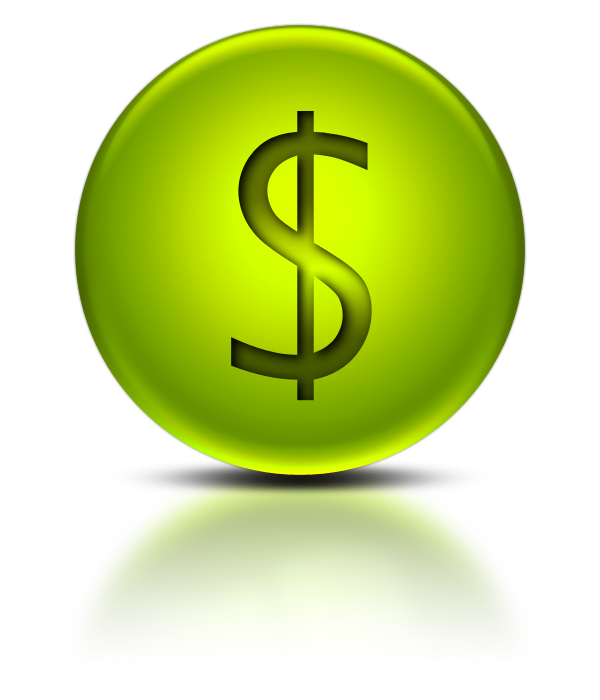 Dollar Symbol Clipart Icon Web Icons Png