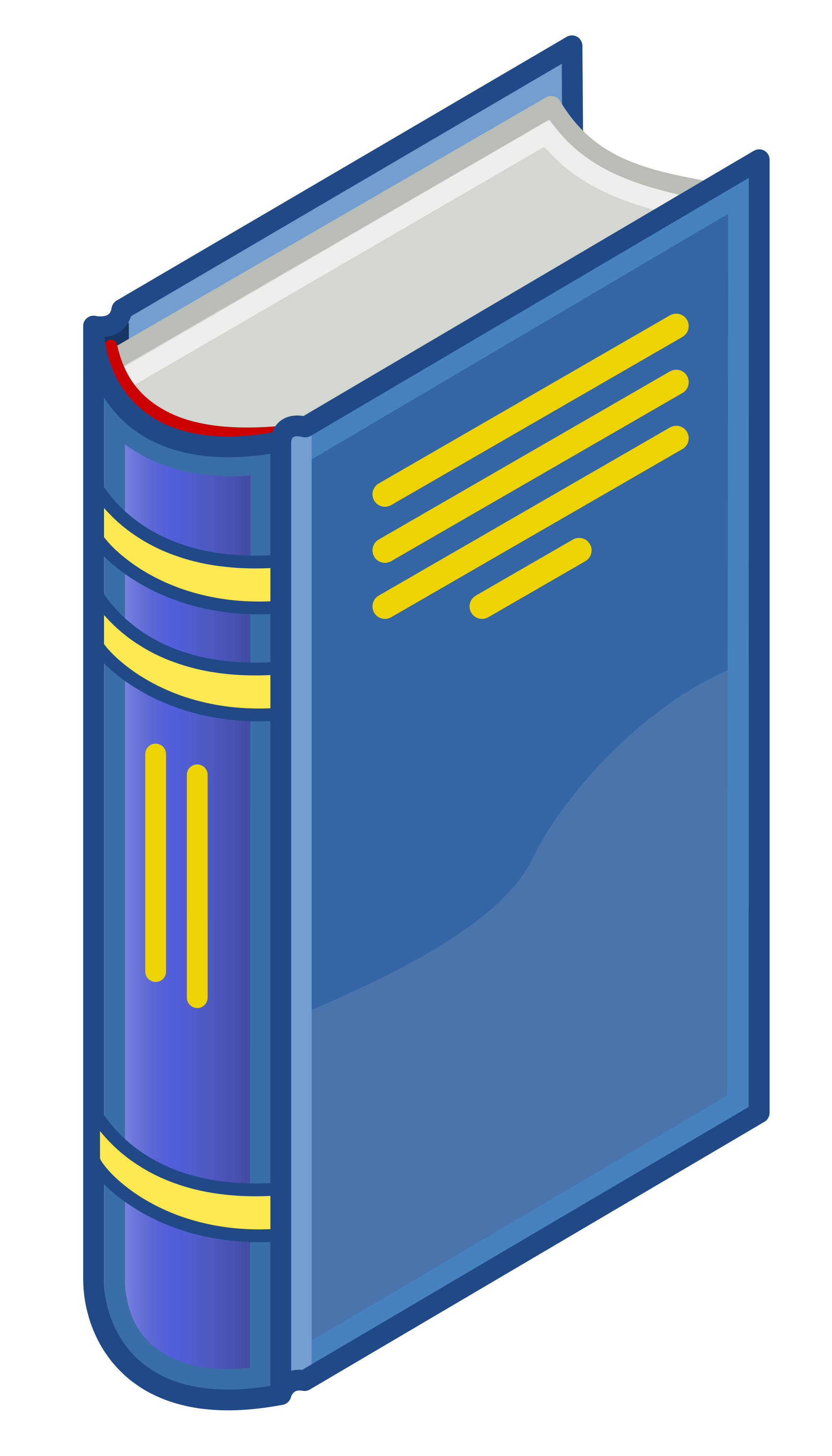 Closed Book Simple Icon | Web Icons PNG