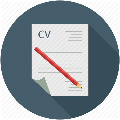 Curriculum Vitae Icon Web Icons Png