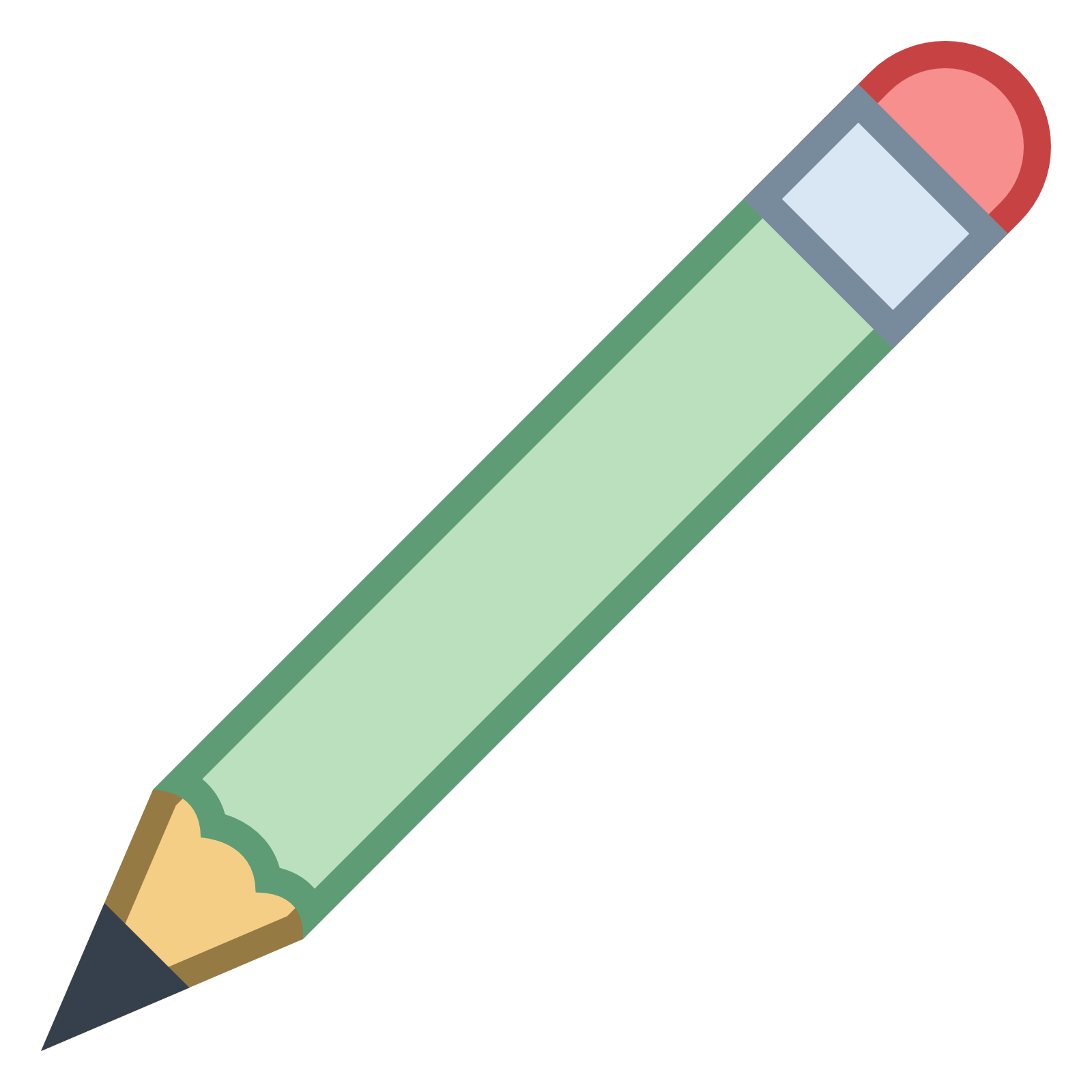 pencil icon png - HD1600×1600