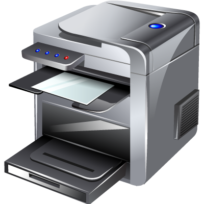 Printer Clipart Icon Web Icons Png