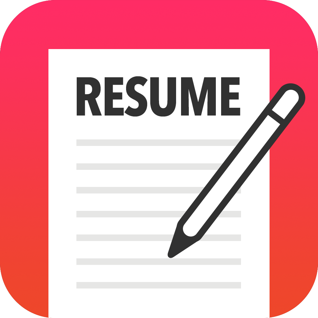 Resume Clipart Icon | Web Icons PNG