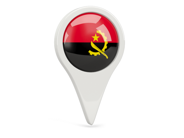 Angola Flag Icon File Web Icons Png
