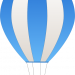 Download and use Air Balloon  PNG Clipart