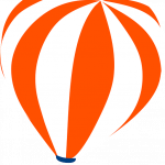 Download and use Air Balloon PNG Image