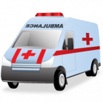 Now you can download Ambulance PNG Image