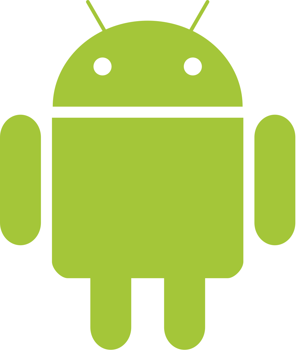 Download and use Android In PNG