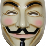 Download for free Anonymous Mask  PNG Clipart