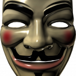 Best free Anonymous Mask PNG Icon