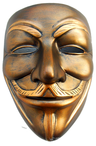 Best free Anonymous Mask Transparent PNG File