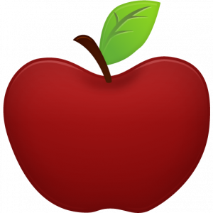Best free Apple PNG in High Resolution