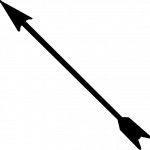 Download for free Arrow Bow Transparent PNG Image