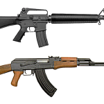 Download this high resolution Assault Rifle PNG Picture