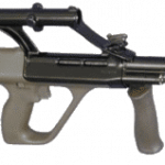 Download for free Assault Rifle PNG