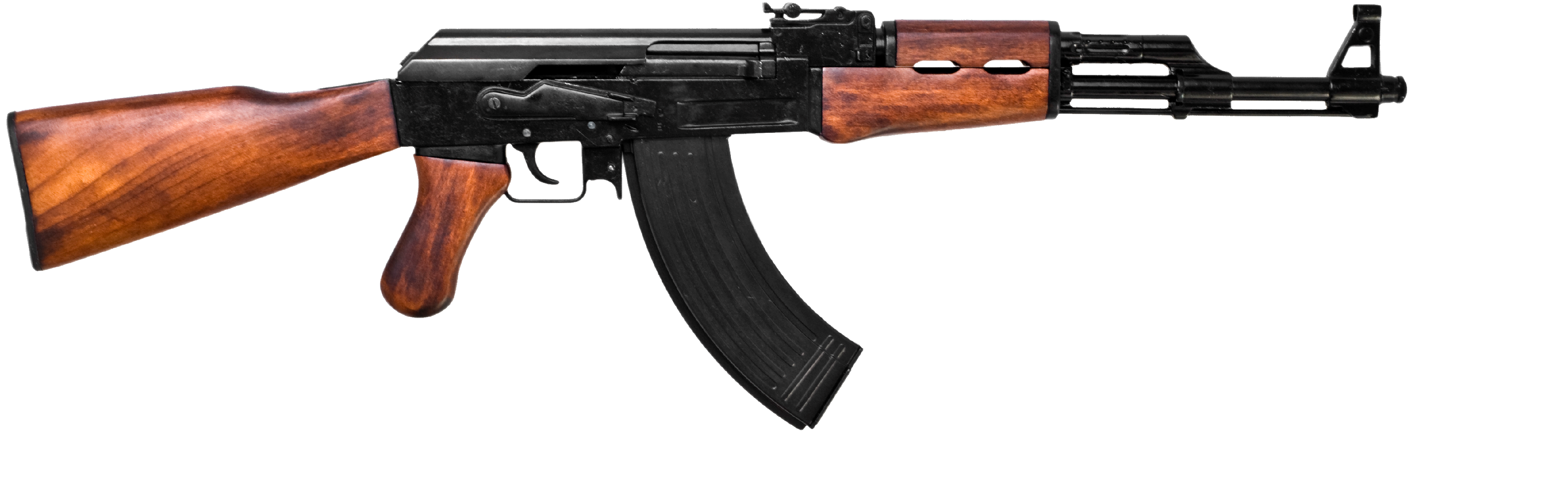 Grab and download Assault Rifle PNG Picture