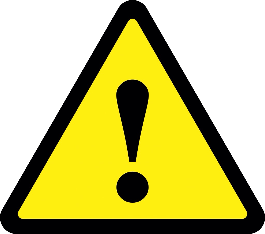 Download this high resolution Attention PNG Picture