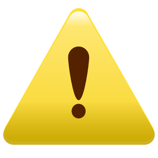 Now you can download Attention PNG Image