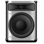 Best free Audio Speakers Icon PNG