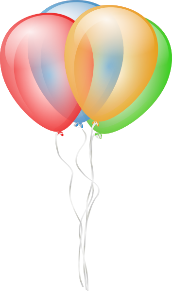 Download for free Balloon PNG Image Without Background