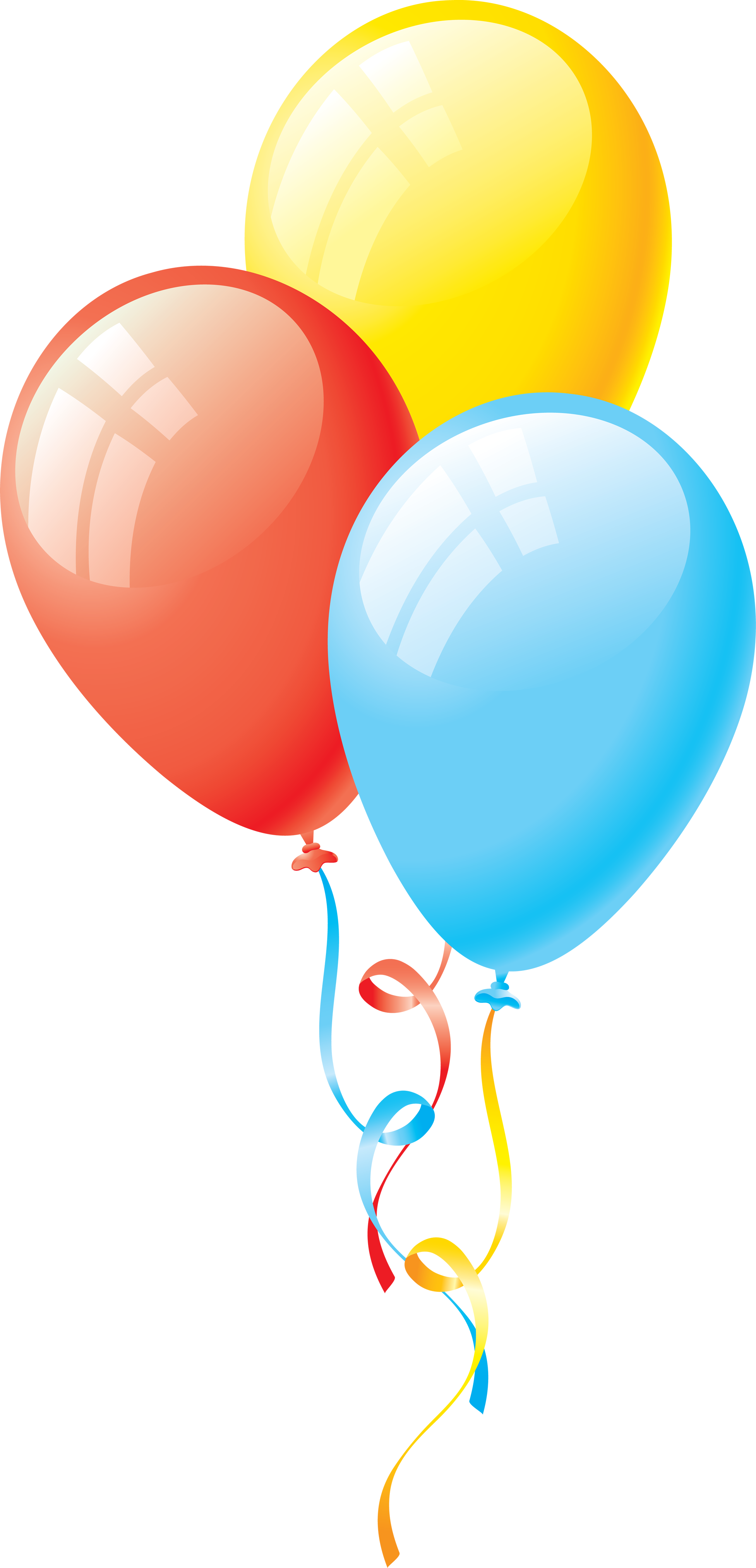 Balloon Transparent PNG File   Web Icons PNG (1953 x 4048 Pixel)
