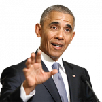 Grab and download Barack Obama Icon Clipart