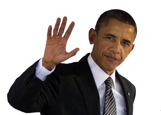 Download and use Barack Obama Icon PNG