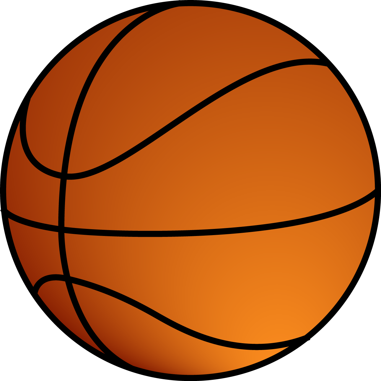 Download for free Basketball Transparent PNG File