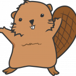 Free download of Beaver High Quality PNG