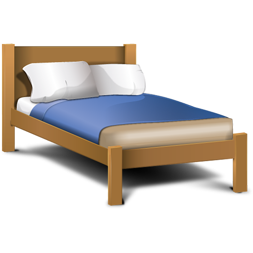 Bed PNG Icon Web Icons PNG