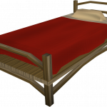 Download and use Bed  PNG Clipart