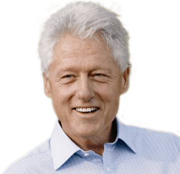 Download and use Bill Clinton PNG