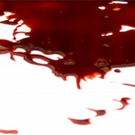 Download this high resolution Blood In PNG