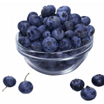 Free download of Blueberries PNG Image Without Background