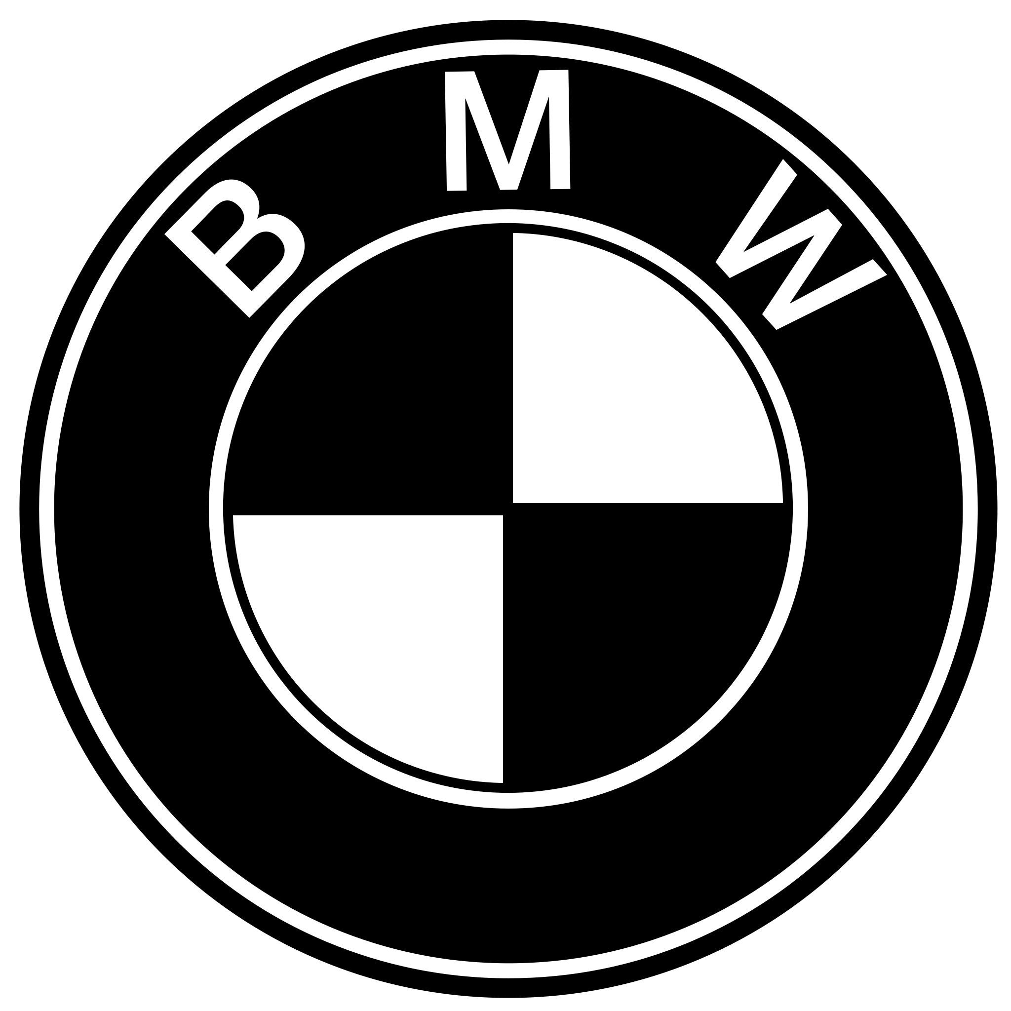 Bmw Icon Clipart 81317 - Web Icons PNG
