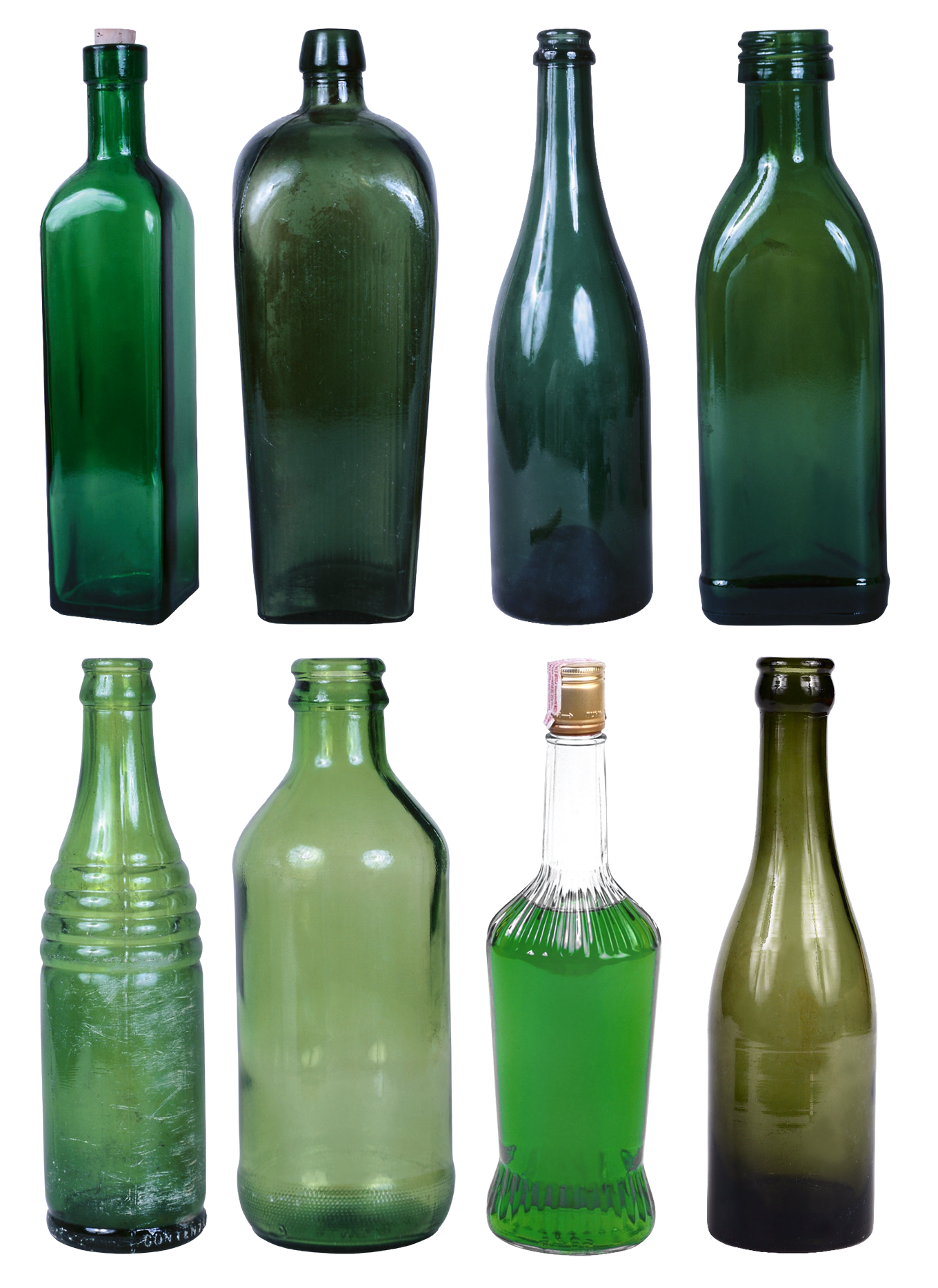 Free download of Bottle PNG Image Without Background