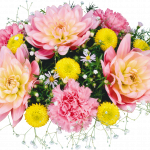 Now you can download Bouquet Of Flowers PNG