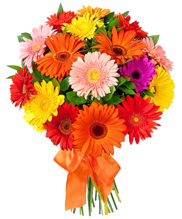 Bouquet Of Flowers High Quality PNG | Web Icons PNG