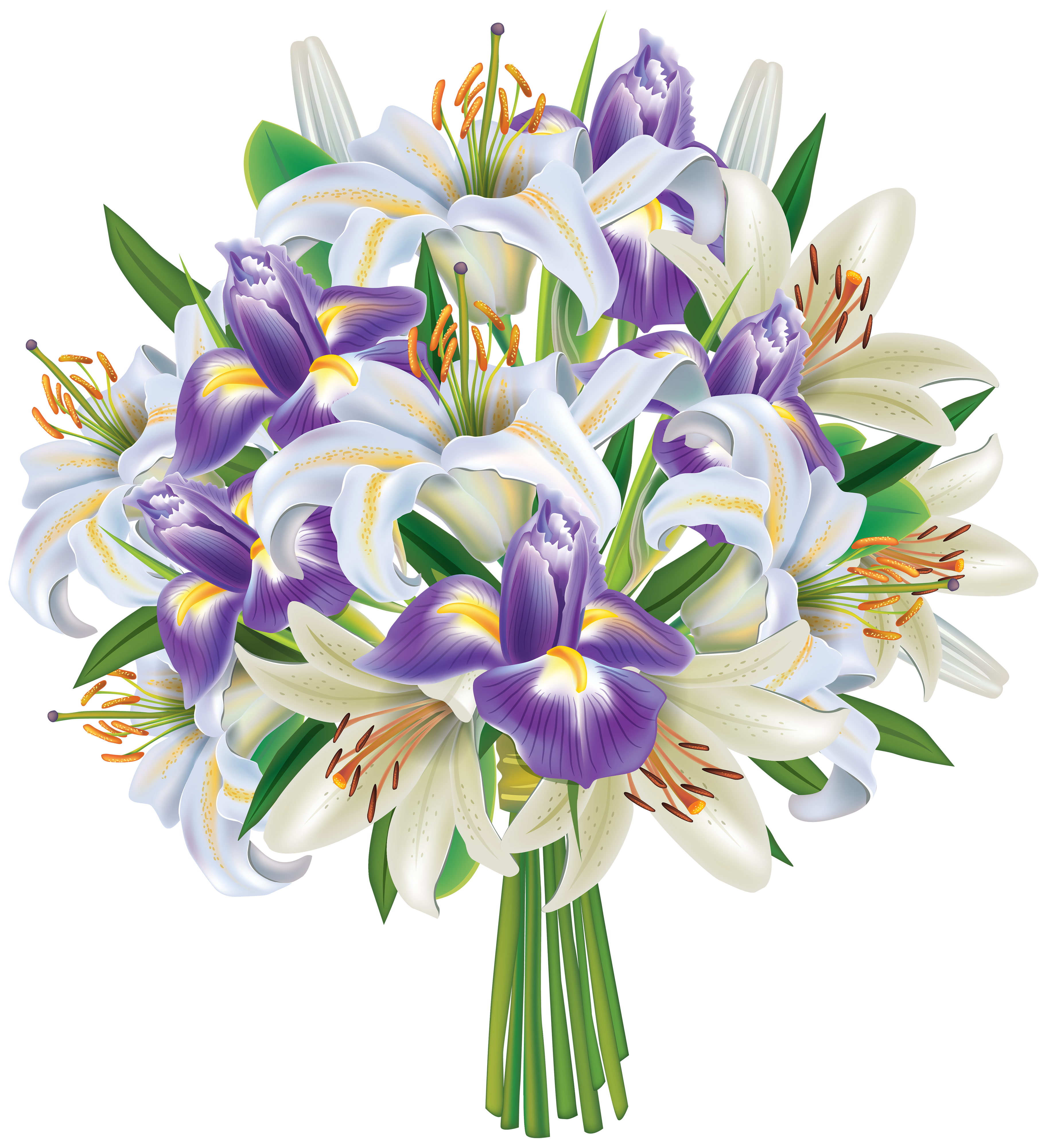 Bouquet Of Flowers Png Picture Web Icons Png