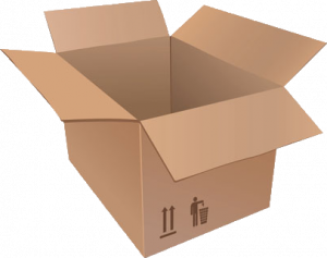 Download for free Box Icon