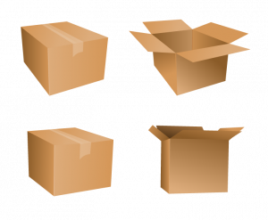 Download this high resolution Box  PNG Clipart