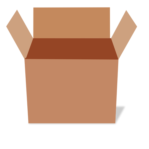 Download this high resolution Box PNG Icon