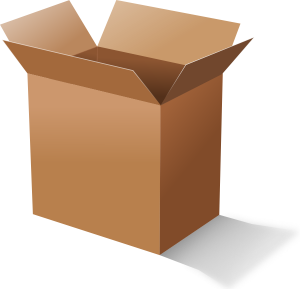 Free download of Box Icon