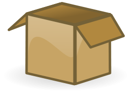Grab and download Box In PNG