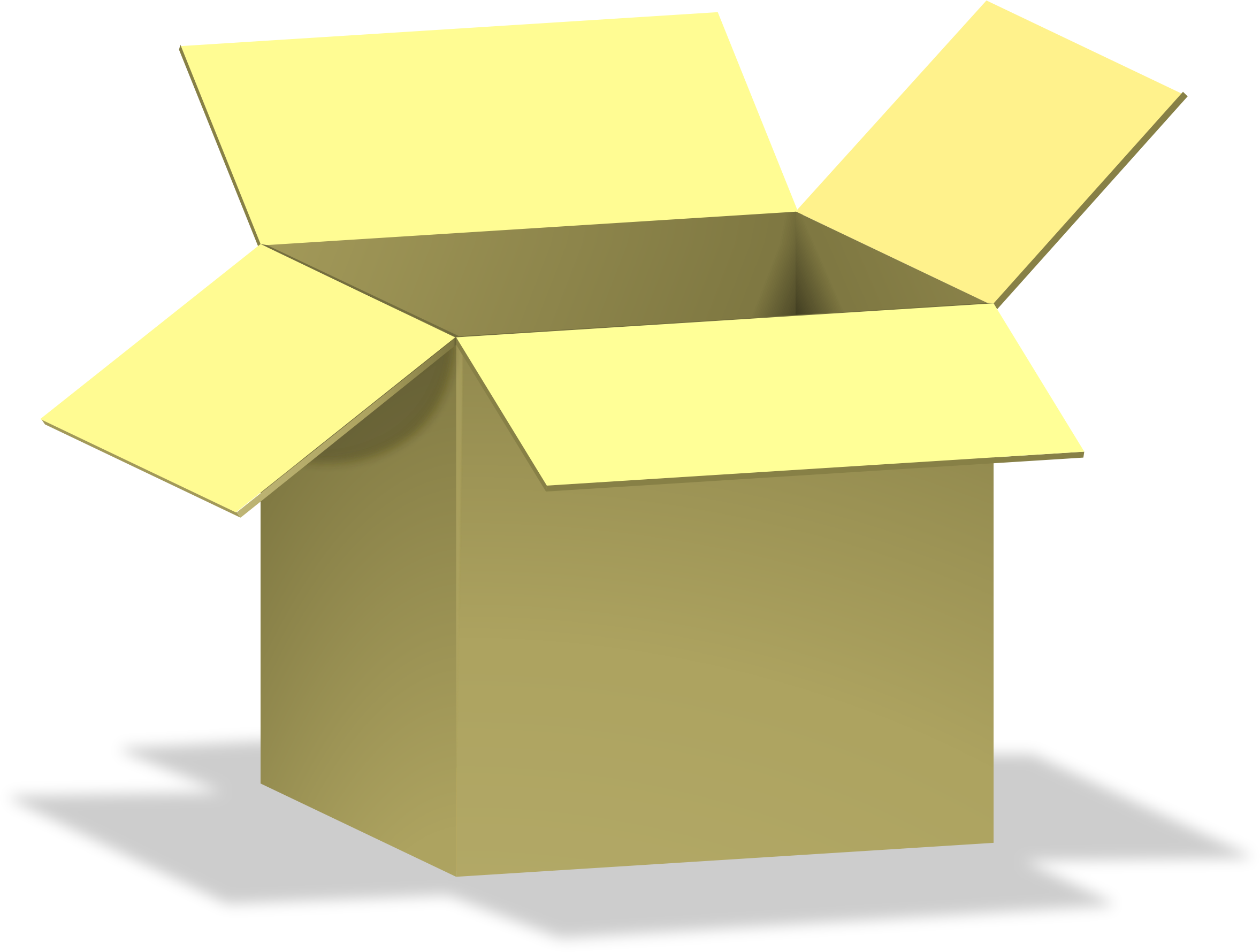 Download this high resolution Box PNG Image Without Background