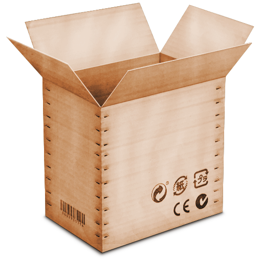 Download for free Box Transparent PNG File