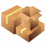 Now you can download Box Transparent PNG File