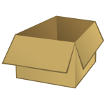 Download this high resolution Box Icon PNG