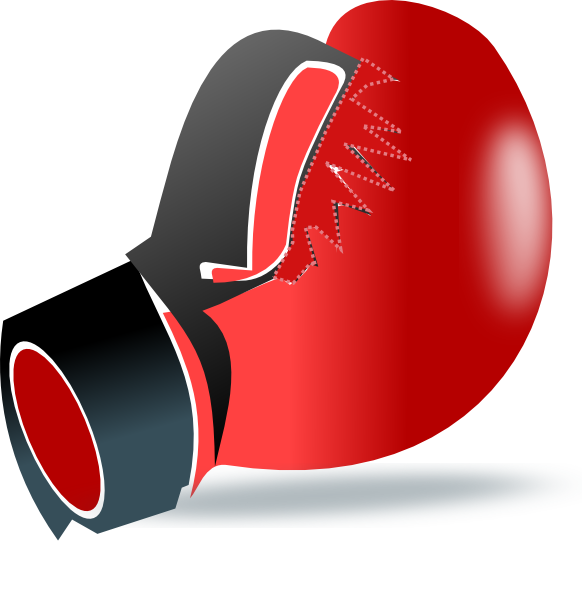 Download for free Boxing Gloves Transparent PNG File