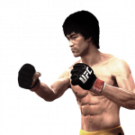 Download for free Bruce Lee Icon PNG