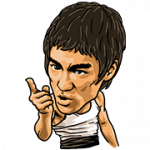 Free download of Bruce Lee PNG Image Without Background